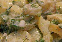 Salata Ve Mezeler / Salata Ve Mezelerimiz bu sayfamızda toplanmıştır
