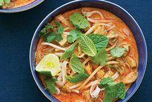 Asian Soups / by Alise Seltman