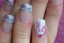 Awesome nails! / by BrandyRobert Smith