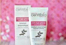 Mes tests de cosmétiques BIO / L'ensemble des tests de produits cosmétiques labellisés bio que vous retrouverez sur mon blog