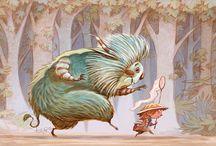 Artists: Children's Illustration