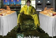 Breaking Bad / by Terrie Cichon
