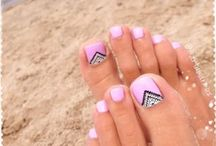 Pedi ideas.