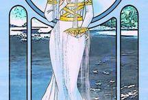 Tarot sailor
