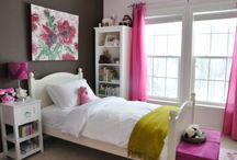 Kenzie/Tiana Bedroom/Bathroom Ideas / by Aria Wornson