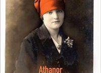 Athanor, il quadrilatero del Mistero. I luoghi del Romanzo di Pierluigi Serra
