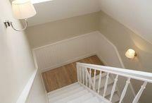 Treppe und Eingangsbereich Pulvermacherei