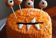 Monster birthday party / Monster party theme