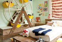 KID'S ROOM INSPIRATION / by Celina Baginski