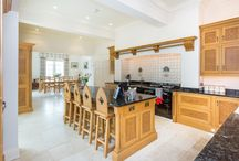Dining Kitchens / Dining Kitchens, Breakfast Kitchens and Living Kitchens from Properties for sale across The Lake District & North Lancashire