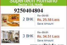 *** Special Discount In Supertech Romano **