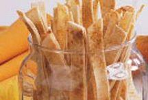 συνταγες αλμυρα σνακ