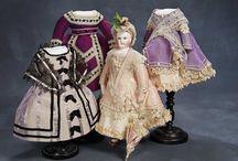 куклы и  их наряды