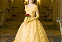 vestido da Bela Vitória