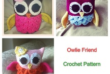 Owls / by Säde Huhtala