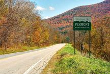Vermont / Lived there for 6 years.  Want to go back!! / by Debbie Carter