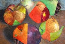 Secondary Art - Collage Ideas / by Margie Manifold
