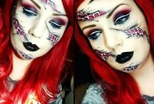 Halloween makeup / by Jessie Dhillon