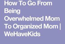 organized Mom