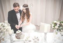 Torty weselne / Inspiracje dotyczące tortów na wesele.