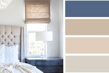 rooms' colors
