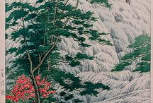 Japan Art and Calligraphy