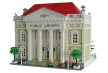 LEGO museum/library