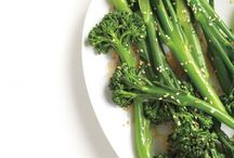 FOOD | broccolini / all things broccolini, recipes and photography / by Sam Henderson