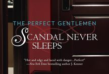 Perfect Gentleman Covers and Inspirational Pics! / Covers for the Perfect Gentleman series and inspirational pics used by me and Shayla when writing these characters.