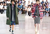 Paris 2015/16 Fashion Week #SS15/16 / A collection of all of the looks in Paris 201/2016 fasion week SS15/16