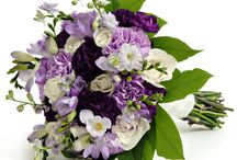 Mixed Flower Bridal Bouquets