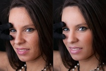 Beauty / retouches de peau