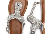wedding - flower girl shoes