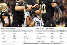 Saints Stats and Facts / Saints Stats and Facts for the team and players.