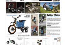M3E Deliver E Trike