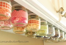 jar storage ideas