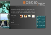 Web Design, Szatex-Immo, 2002