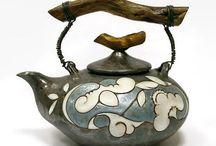 ceramic teapots / Ceramic teapots