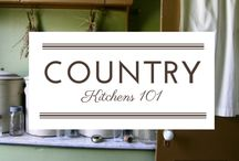 Classic Country Kitchen Designs