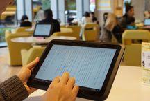 Tablet Menu / Otel ve Restoranlar için Tablet Menü