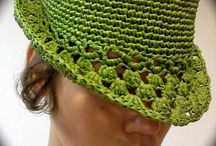 Crochet hats & headbands / by Sophia Bradford