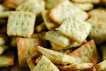 Bread, biscuits and crackers