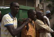 Internacional: República Centroafricana