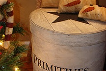 Prims and Antiques / by Nancy Brewer
