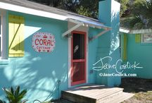 The Coral Cottage / Coral Cottage - Tybee Island
