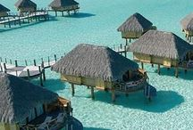 Bora Bora / Information about travel to the island of Bora Bora, Tahiti, and other French Polynesia islands.