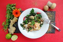 #Low Carb / schnelle Rezepte Low Carb. Wenig Kohlenhydrate, viel Eiweiß und Gemüse für eine gesunde Ernährung.