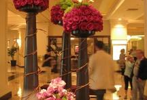 flower arrangements - hotels
