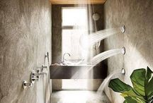 Showers / Cool shower ideas / by Paul Carlton