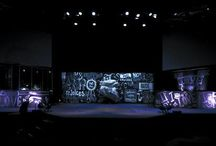 Stage Designs for Inspiration